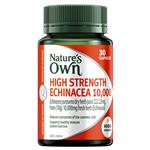 Nature's Own High Strength Echinacea 10,000mg 30 Tablets