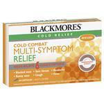 Blackmores Cold Combat Multi-Symptom 24 Capsules