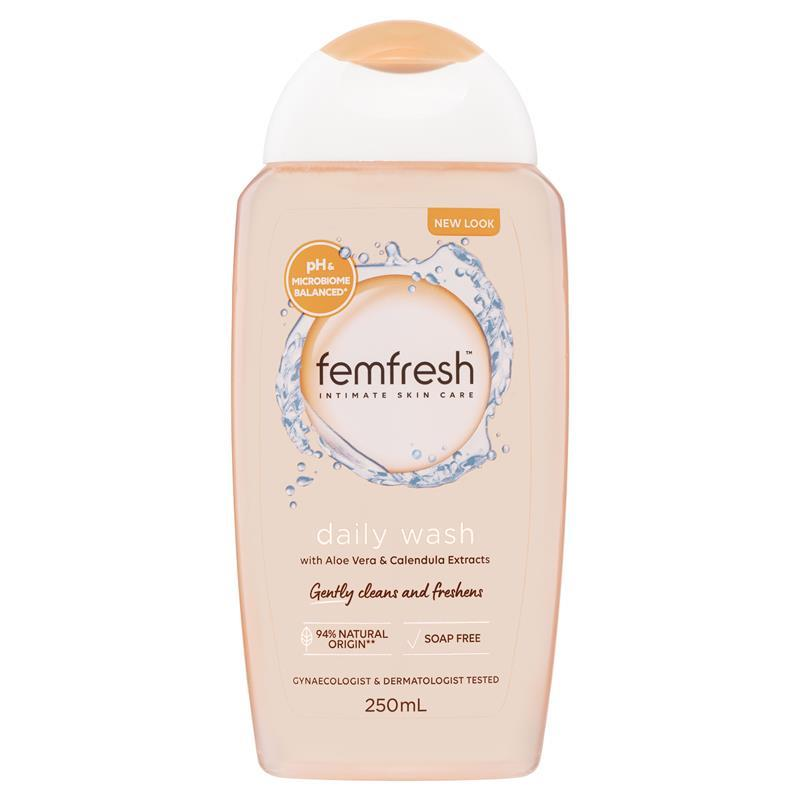 Buy Femfresh Daily Wash 250ml Online at Chemist Warehouse®