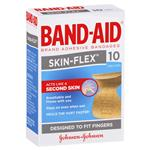 Band-Aid SkinFlex Finger 10 Pack