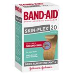 Band-Aid Skin-Flex Regular Strips 20 Pack