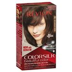 Revlon ColorSilk 32 Dark Mahogany Brown