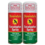 Bosistos Eucalyptus Spray 200g Twin Pack