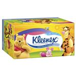 Kleenex Facial Tissue Kids White 170 Sheets