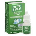 Opti Free Pro Moisturising Lens Drops 10ml