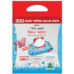 SIDS and Kids Red Nose Baby Wipes Unscented 300 Wipes