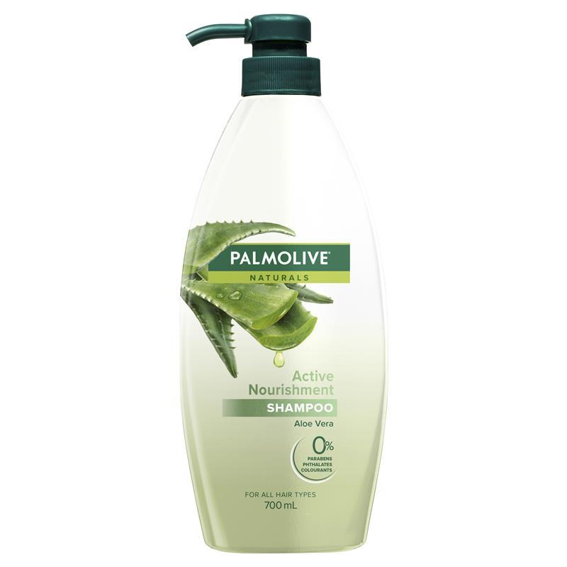 Palmolive Naturals Active Nourishment Shampoo 700ml at Chemist Warehouse in Campbellfield, VIC | Tuggl