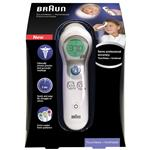 Braun Touchless + Forehead Thermometer