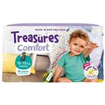 Treasures Nappies Bulk Toddler 36 Pack