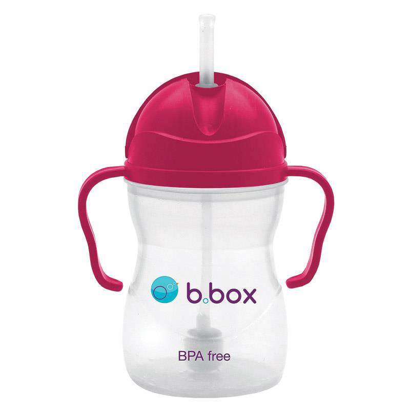 b.box Sippy Cup Raspberry 240ml at Chemist Warehouse in Campbellfield, VIC | Tuggl