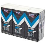 AFL Pocket Tissues Port Adelaide Power 6 Pack