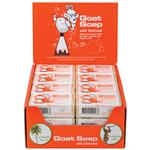 Goat Soap Oatmeal Value Pack 24