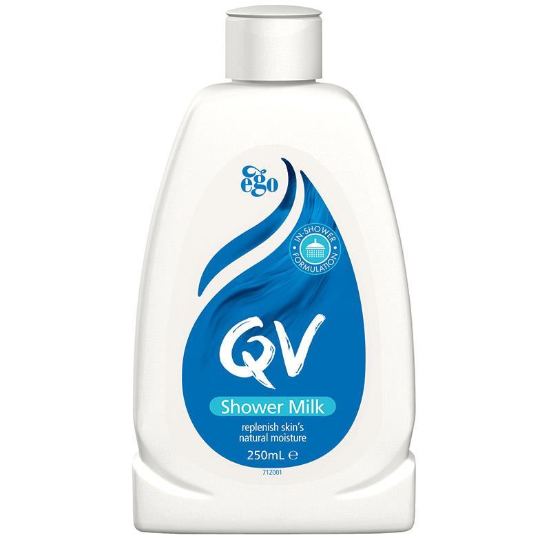 에고 QV 샤워 밀크 250ml