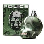 Police To Be Camouflage Eau De Toilette 125ml Spray