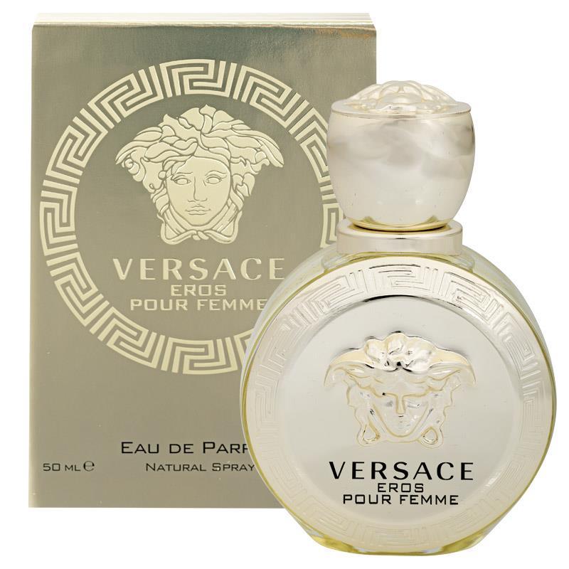884c25fb36aa Buy Versace Eros Pour Femme Eau de Parfum 50mL Online at Chemist ...