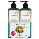 Alchemy Ylang Ylang Shampoo & Macadamia and Wheat Protein Conditioner 500ml Duo Pack