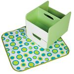 b.box Diaper Caddy Retro Chic