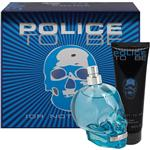 Police To Be Mens 75ml 2 Piece Set