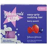 Johnson & Johnson Kids Easy Grip Soap Berry 3 Pack
