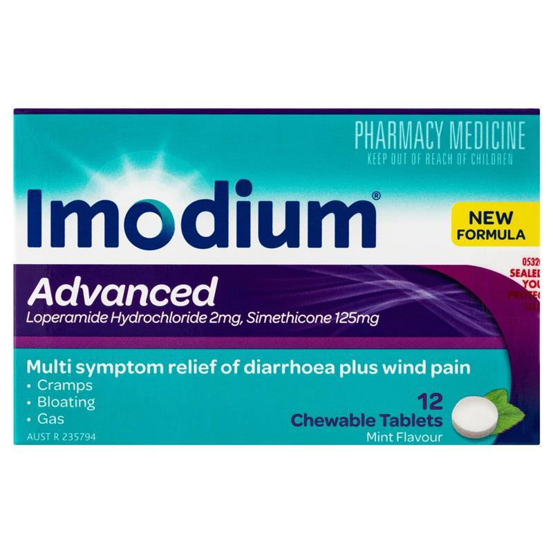 Imodium Tablets Australia
