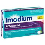 Imodium Advanced 12 Chewable Tablets