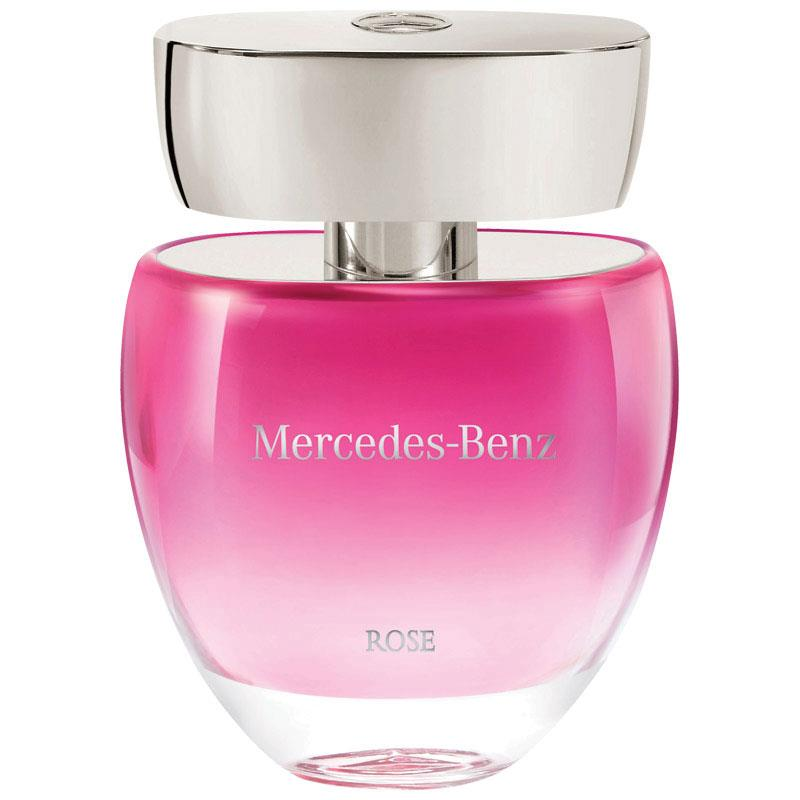 buy mercedes benz rose for women eau de toilette 30ml. Black Bedroom Furniture Sets. Home Design Ideas
