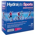 Hydralyte Sports Berry Effervescent 24 Tablets