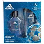 Adidas Champions League Aftershave 100ml + Shower Gel Set
