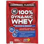 INC Dynamic Whey Chocolate 36g Single Serve Sachet
