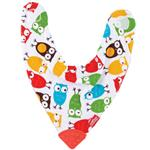 Nuby Bandana Bib With Teether Boy 1 Pack