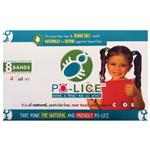 Po-Lice Lice Defense Hair Ties 4 Pack