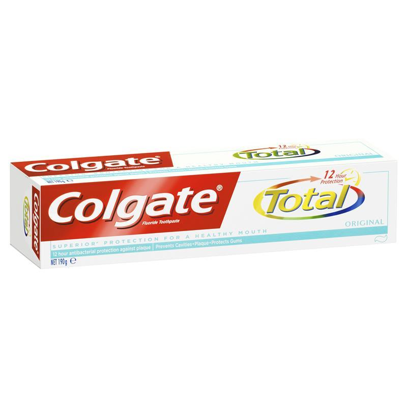 Colgate Toothpaste Total 190g at Chemist Warehouse in Campbellfield, VIC | Tuggl