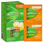 Berocca Fizzy Melts Orange 14 Chewable Tablets