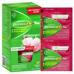 Berocca Fizzy Melt Berry 14 Chewable Tablets