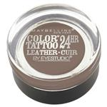 Maybelline Color Tattoo Leather 24HR Cream Gel Eyeshadow - Creamy Beige