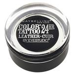 Maybelline Color Tattoo Leather Dramatic Black