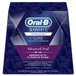 Oral B 3D White Luxe Advance Seal 14 Whitening Treatments