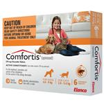 Comfortis Tab 270Mg Orange 6 Pack