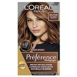 L'Oreal Preference Glam Lights 04 Brown to Light Brown
