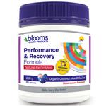 Blooms Performance & Recovery Formula Natural Electrolytes 200g Powder