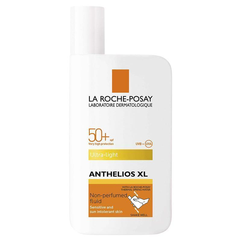 Buy La Roche-Posay Anthelios XL Ultra-Light Fluid Facial Sunscreen ...