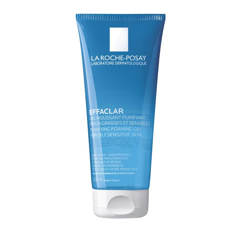 buy la roche posay effaclar foaming gel 200ml online at. Black Bedroom Furniture Sets. Home Design Ideas