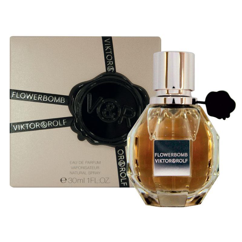 buy viktor rolf flowerbomb eau de parfum 30ml online at. Black Bedroom Furniture Sets. Home Design Ideas