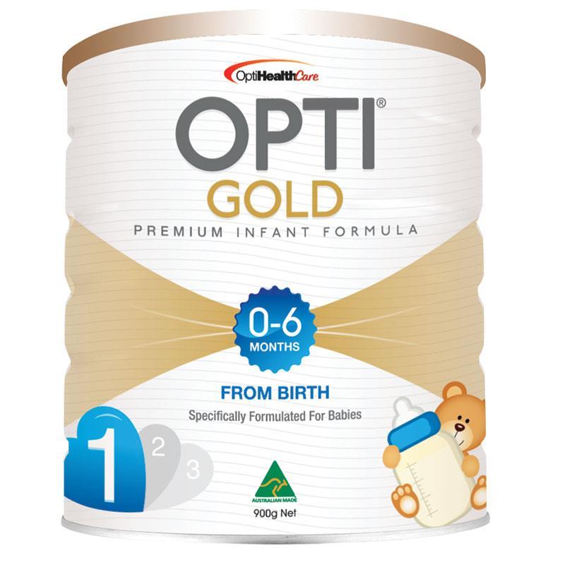 Buy Opti Gold Infant Formula 900g Online at Chemist Warehouse®