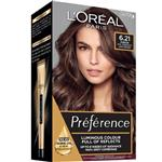 L'Oreal Paris Preference Permanent Hair Colour - 6.21 Opera (Intense, fade-defying colour)