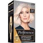 L'Oreal Paris Preference Permanent Hair Colour - 11.21 Ultra Light (Intense, fade-defying colour)