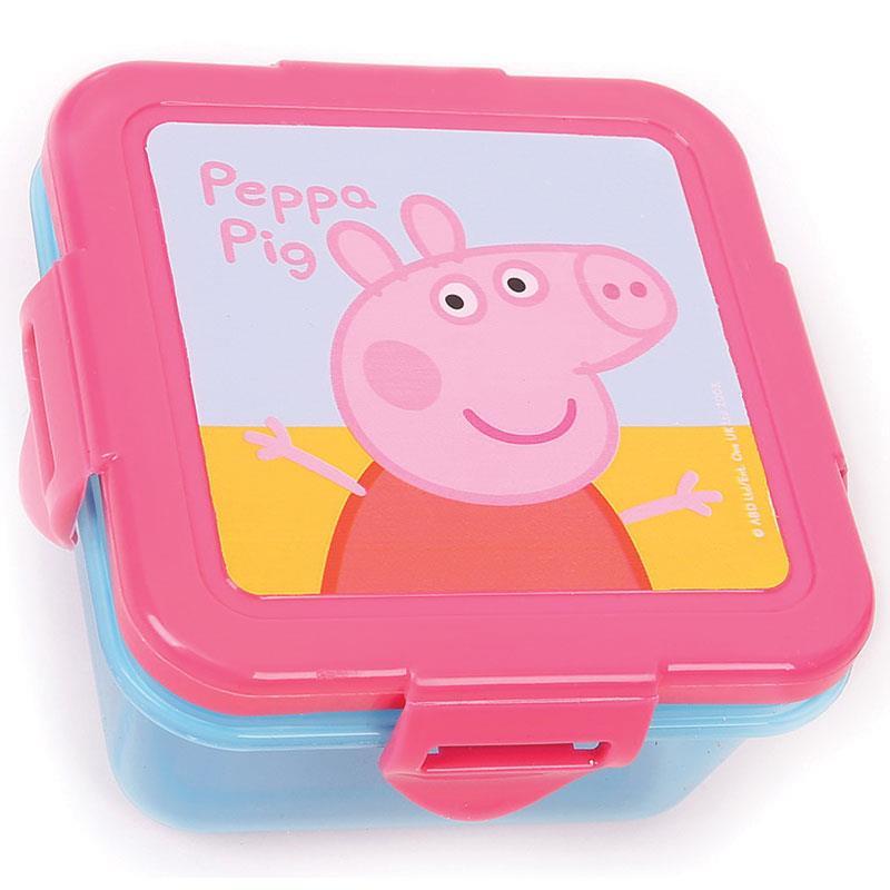 페파피그 트래블 스낵 박스