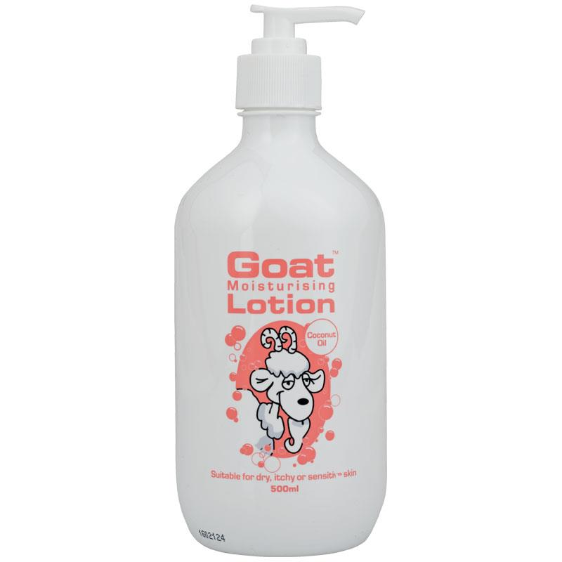 Goat Lotion with Coconut Oil 500ml at Chemist Warehouse in Campbellfield, VIC | Tuggl