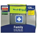Medi Spot First Aid Kit 126 Piece