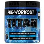 Titan Pre Workout Blue Raspberry 213g